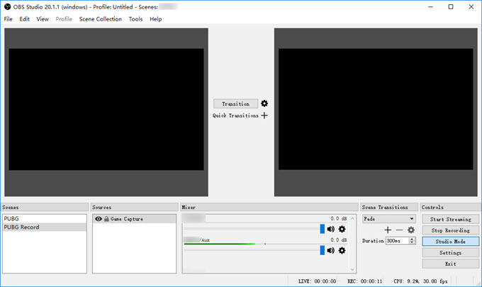 obs studio pour windows 10