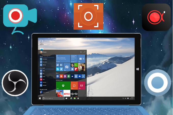 capture d'écran windows 10