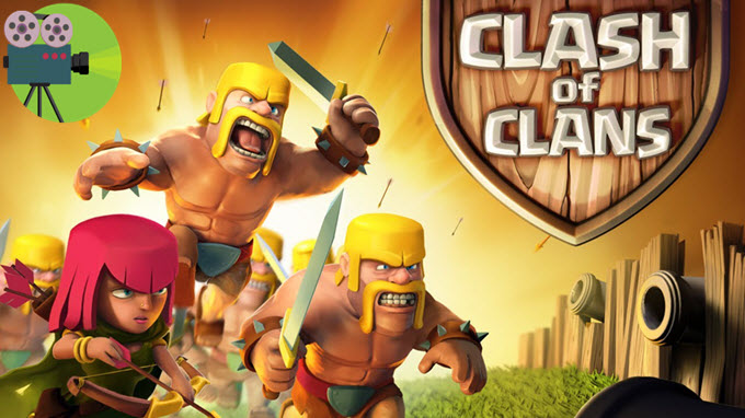 filmer Clash of Clans