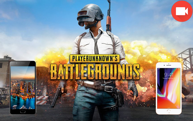 enregistrer pubg mobile